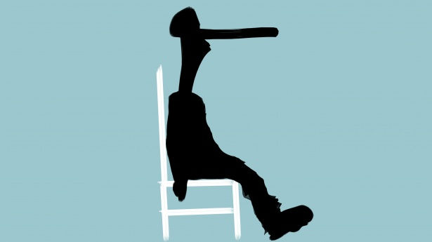 Sitting-liar